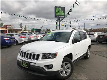 2015 Jeep Compass for sale in Merced, CA
