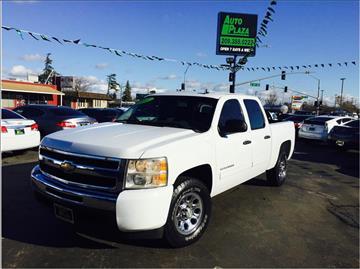 2011 Chevrolet Silverado 1500 for sale in Merced, CA