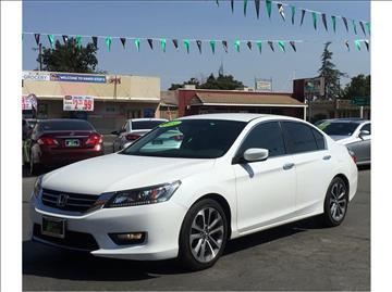 2014 Honda Accord for sale in Merced, CA
