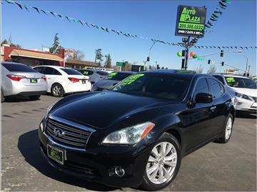 2011 Infiniti M37 for sale in Merced, CA