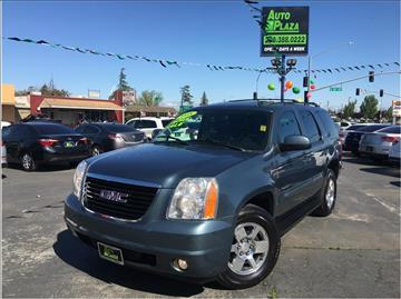 2008 GMC Yukon for sale in Merced, CA