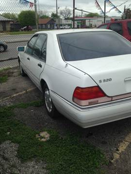 1995 Mercedes-Benz S-Class for sale at Autoland in San Antonio TX