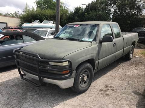 2000 Chevrolet Silverado 1500 for sale at Autoland in San Antonio TX