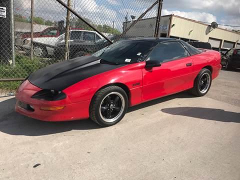1996 Chevrolet Camaro for sale at Autoland in San Antonio TX