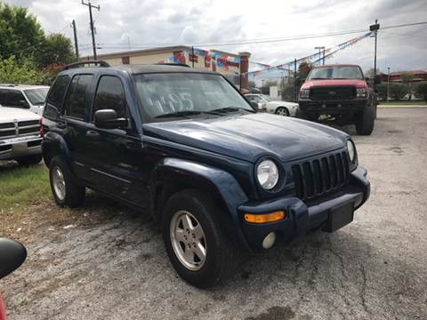 2002 Jeep Liberty for sale at Autoland in San Antonio TX