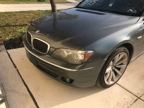 2006 BMW 7 Series for sale at Autoland in San Antonio TX
