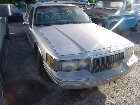 1994 Lincoln Town Car for sale at Autoland in San Antonio TX