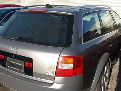 2004 Audi Allroad Quattro for sale at Autoland in San Antonio TX