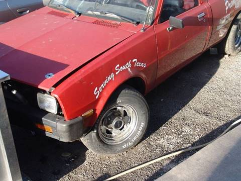 1986 Mitsubishi Mighty Max Pickup for sale at Autoland in San Antonio TX