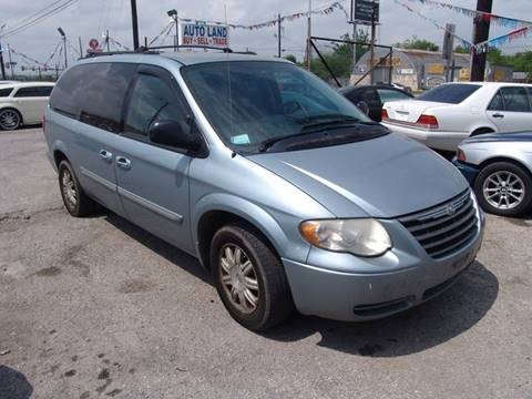 2005 Chrysler Town and Country for sale at Autoland in San Antonio TX