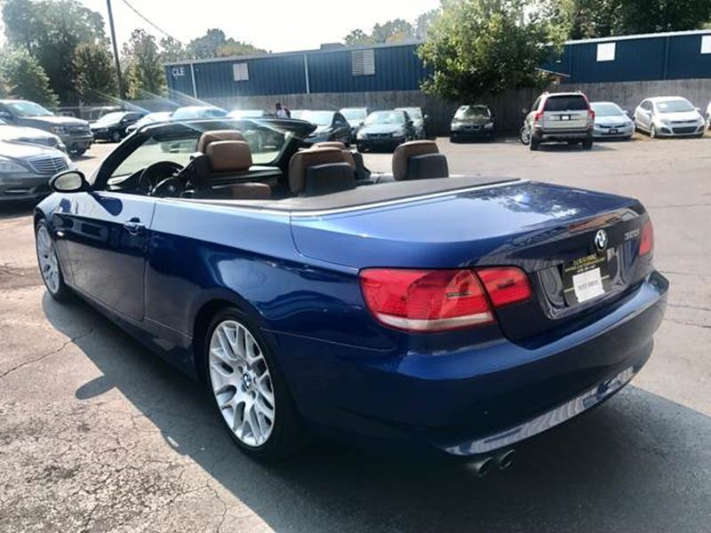 2009 Bmw 3 Series 328i 2dr Convertible In Marietta GA  Cobb
