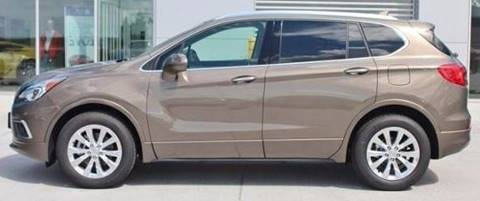 2017 Buick Envision for sale in Wauneta, NE