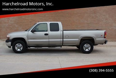 2001 GMC Sierra 2500HD for sale in Wauneta, NE