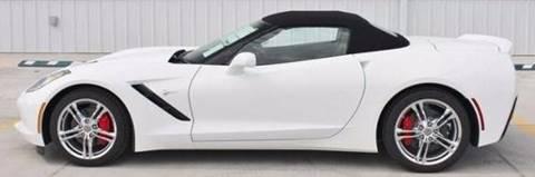2017 Chevrolet Corvette for sale in Wauneta, NE