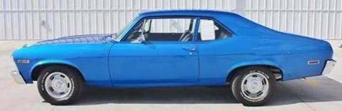 1969 Chevrolet Nova for sale in Wauneta, NE