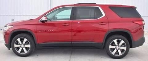 2018 Chevrolet Traverse for sale in Wauneta, NE