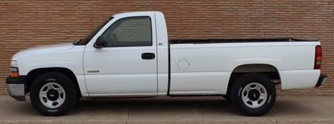 2000 Chevrolet Silverado 1500 for sale in Wauneta, NE