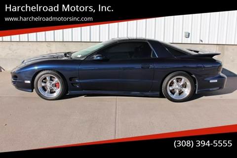2001 Pontiac Firebird for sale in Wauneta, NE