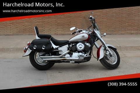 2005 Yamaha V-Star for sale in Wauneta, NE