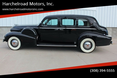 1939 Cadillac Fleetwood for sale in Wauneta, NE