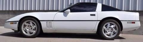 1990 Chevrolet Corvette for sale in Wauneta, NE