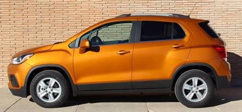 2017 Chevrolet Trax for sale in Wauneta, NE
