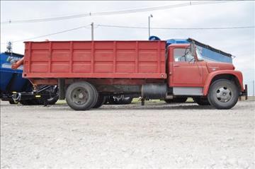 1963 IHC 1600 TRUCK