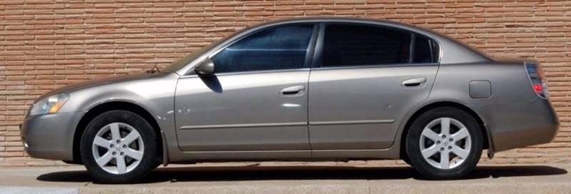 2004 Nissan Altima For Sale At Harchelroad Motors, Inc. In Wauneta NE