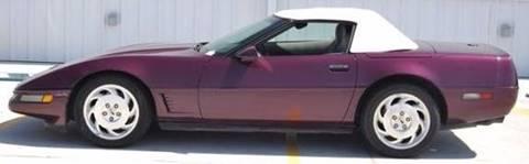 1995 Chevrolet Corvette for sale in Wauneta, NE