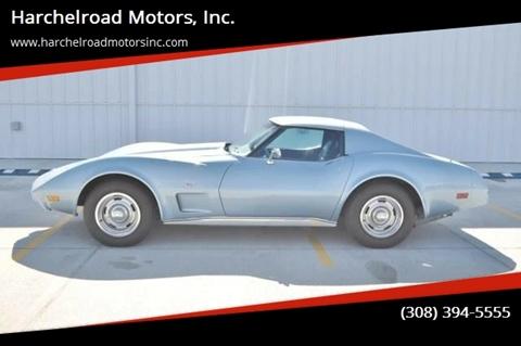 1977 Chevrolet Corvette For Sale Carsforsale