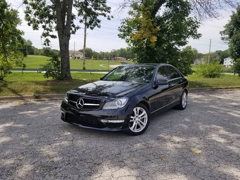 2013 Mercedes Benz C Class For Sale At Kansas City Car Sales LLC In