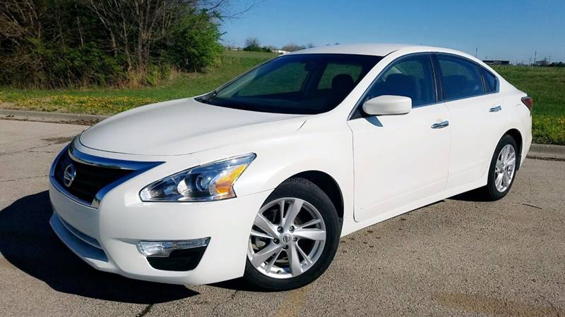 2014 Nissan Altima for sale at Kansas City Car Sales LLC in Grandview MO
