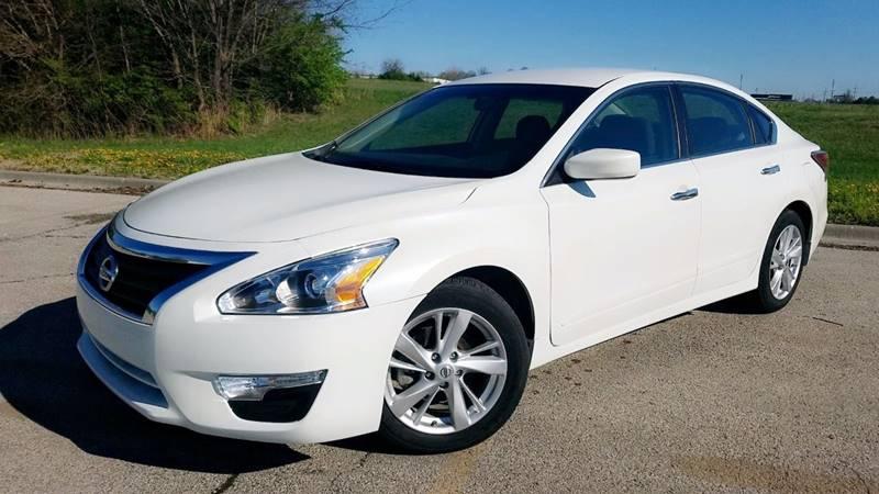 2014 Nissan Altima for sale at Kansas City Car Sales LLC in Grandview MO
