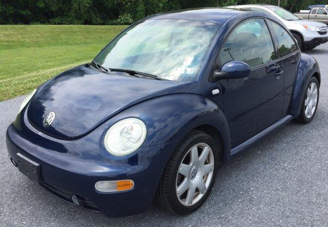 2003 Volkswagen New Beetle for sale at The Back Lot in Lebanon PA