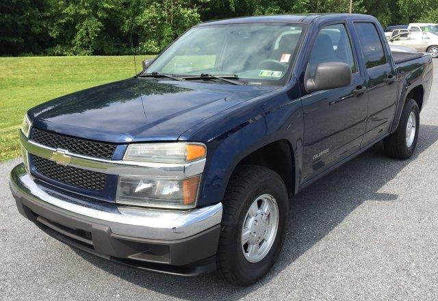 2004 Chevrolet Colorado for sale at The Back Lot in Lebanon PA