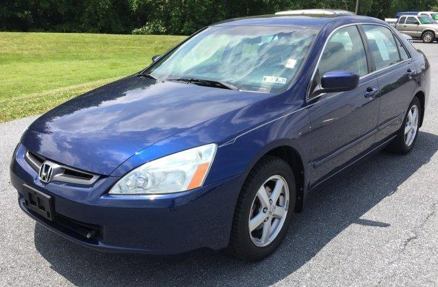 2003 Honda Accord for sale at The Back Lot in Lebanon PA