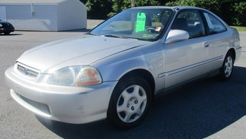 1998 Honda Civic for sale at The Back Lot in Lebanon PA
