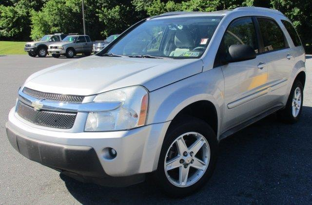 2005 Chevrolet Equinox for sale at The Back Lot in Lebanon PA