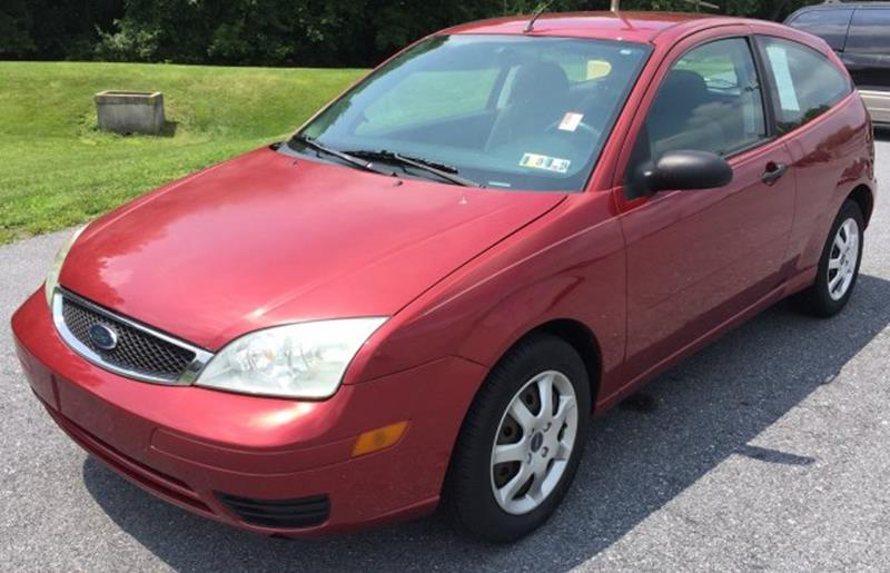 2005 Ford Focus for sale at The Back Lot in Lebanon PA