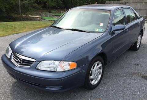 2002 Mazda 626 for sale in Lebanon, PA