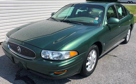 2003 Buick LeSabre For Sale At The Back Lot In Lebanon PA