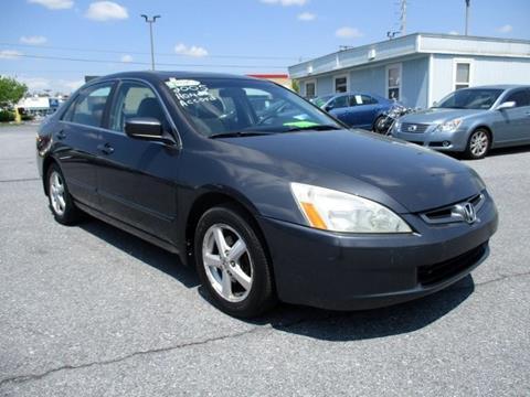 2005 Honda Accord for sale in Lebanon, PA