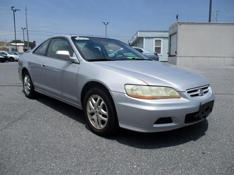 2002 Honda Accord for sale in Lebanon, PA