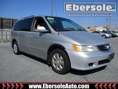 2003 Honda Odyssey for sale in Lebanon, PA