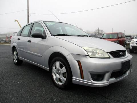 2006 Ford Focus for sale at The Back Lot in Lebanon PA