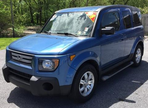 2008 Honda Element for sale at The Back Lot in Lebanon PA