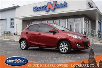 2014 Mazda MAZDA2 for sale in Lockhart, TX
