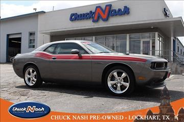 2011 Dodge Challenger for sale in Lockhart, TX