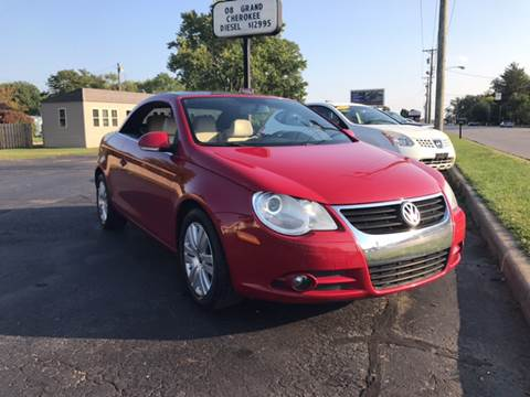 2007 Volkswagen Eos for sale in Elkhart, IN