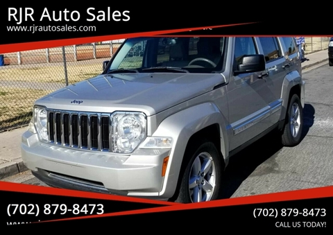 2009 Jeep Liberty for sale in Las Vegas, NV